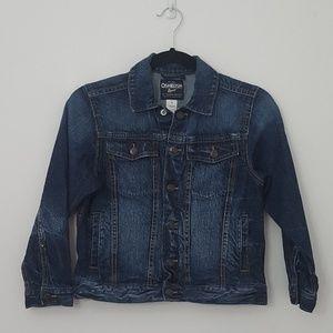 Classic Kid OshKosh Blue Denim Jean Jacket